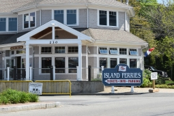 Ferries to Martha's Vineyard & Nantucket