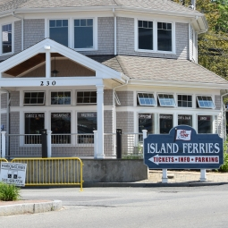 Ferries to Martha's Vineyard & Nantucket